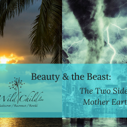 Beauty & the Beast: The Two Side of Mother Earth.